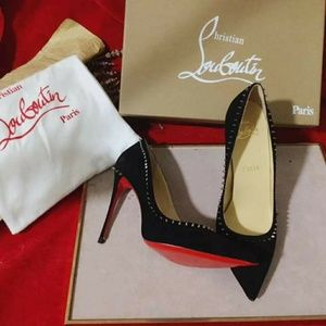 Christian Louboutin Heels Check Description